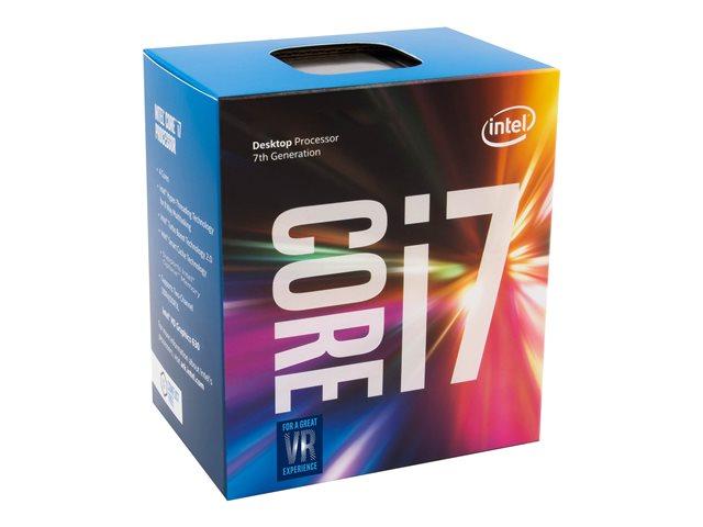 Septītās paaudzes Intel procesori ir klāt