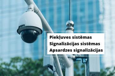 signalizācijas sistēmas